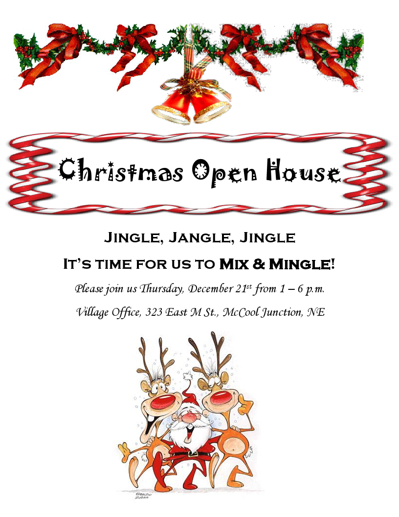 Christmas Open House 2017