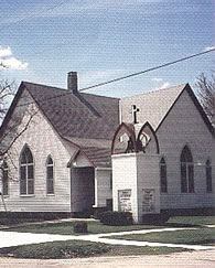 First Evangelical Lutheran Church